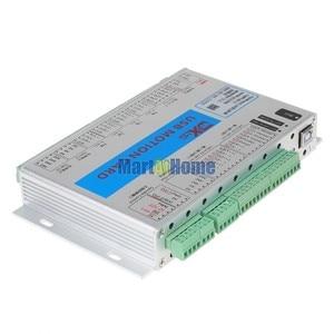 Image 3 - XHC MK4 V Mach3 USB 4 осевая ЧПУ Плата управления движением, коммутационная плата 2 МГц, поддержка возобновления с точки прерывания и отзыва о скорости шпинделя