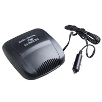 12V Car Auto Vehicle Portable Ceramic Heater Heating Cooling Fan Defroster CLSK