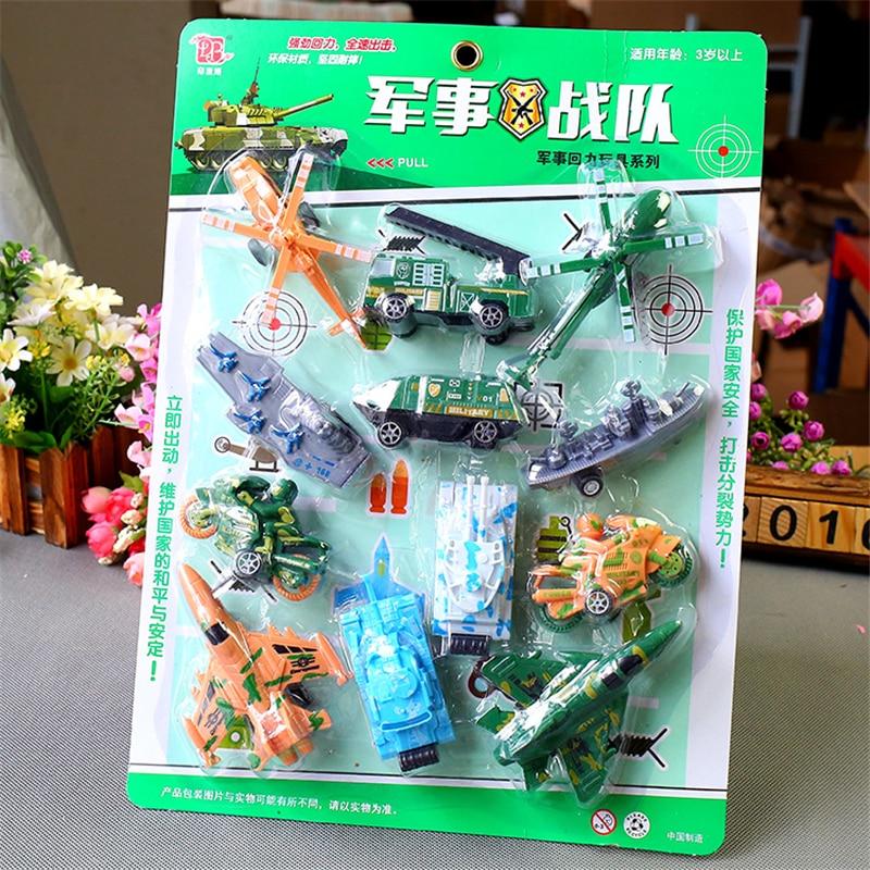 Mini Diecasts Car Military Model Airplane Airplane Small Cheap Toys ...