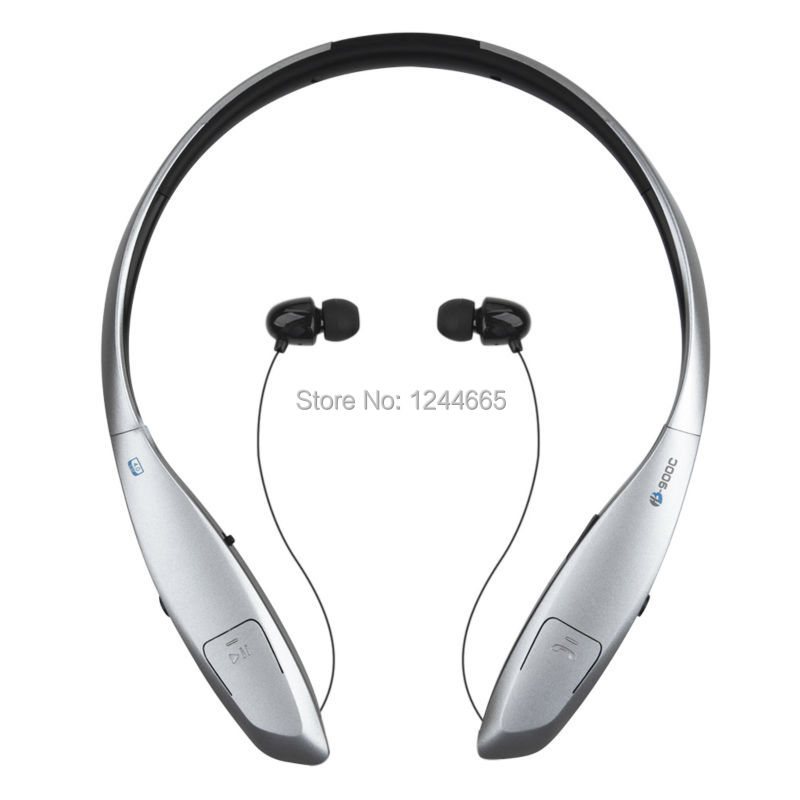 brand new blue dio ht bluetooth headphones wireless headset built in mic powerful game over ear. Black Bedroom Furniture Sets. Home Design Ideas