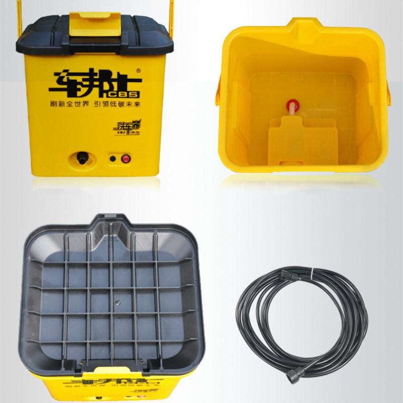 25L Car Washer /Household High Pressure Water Gun Washing Portable Machine