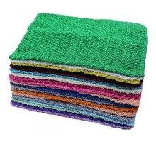 Тюлевая юбка-пачка «кроше» для детей 5-12 лет, 24x32 см, ручная работа, детская юбка, аксессуары, подарки