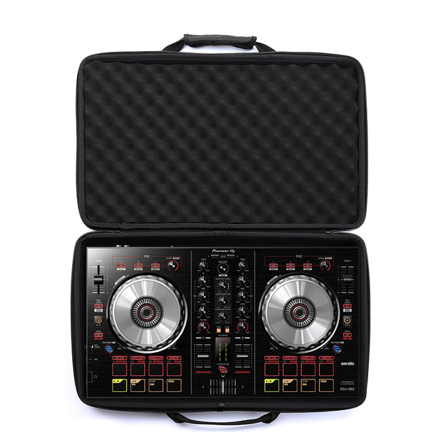 New EVA Cứng Bảo Vệ Du Lịch Pouch Hộp Xách Tay Bìa Bag Trường Hợp đối với Pioneer DDJ RB 400 SB 2 SB3 Hiệu Suất DJ Điều Khiển