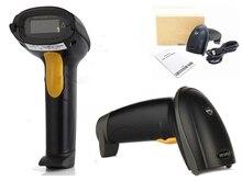 Sensitive USB Portable 1D Wired Laser Barcode Scanner Reader for Logistics express supermarket scanning