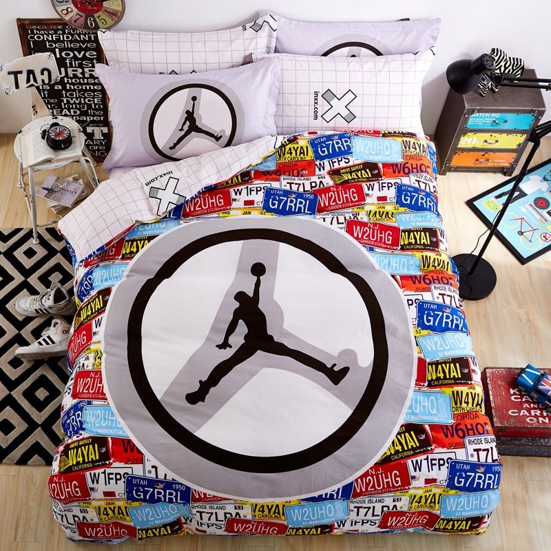 Online Get Cheap Basketball Bedding Sets