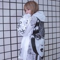 Комиксы ветровка пальто длинный солнцезащитный крем водонепроницаемой одежды плюс размер панк ветровка мужчины женщины любовник Ужас Манга куртка