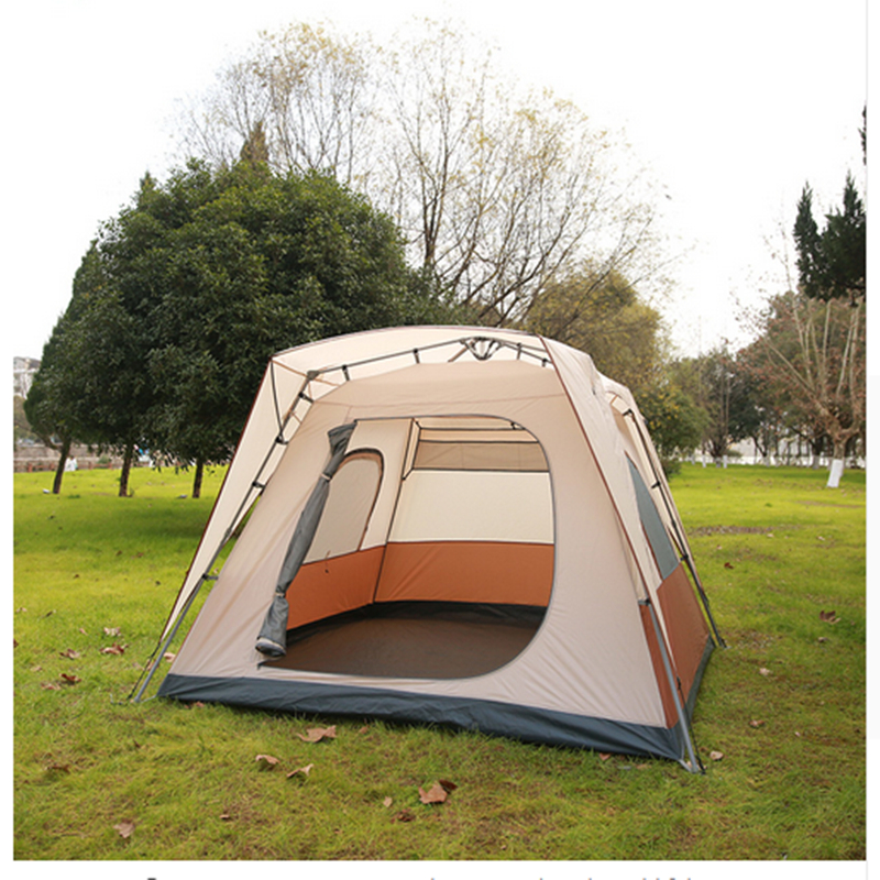 Tents For Camping Party Tents For Events Camping 4 Season Tent 6-8 Person Use Double Layer Tent outdoor camping hiking automatic camping tent 4person double layer family tent sun shelter gazebo beach tent awning tourist tent