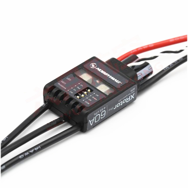 Original hobbywing XRotor 60a ESC 4-6S Electric Brushless Speed Controller (ESC) for Agriculture UAV hobbywing platinum series v4 160a brushless electric speed controller esc for aircrafts high voltage esc
