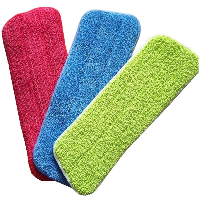 Microfiber Gun Cleaning Cloth: 1PCS Microfibre Mop Head Floor Cleaner Cleaning Cloth
