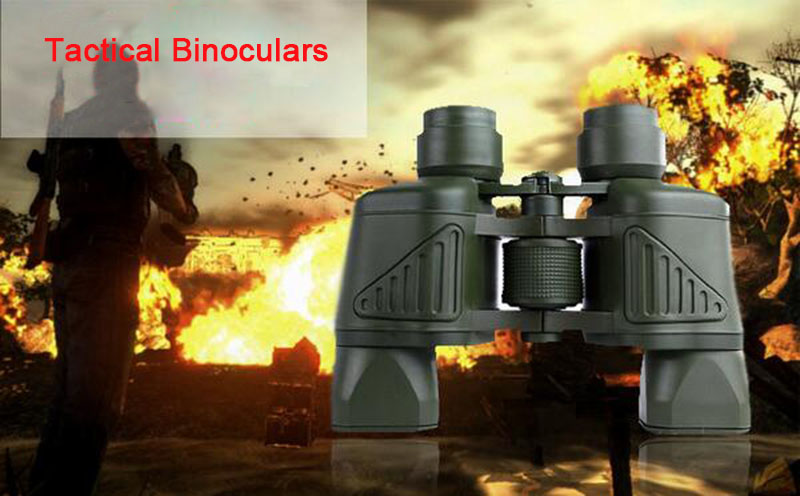 Mounchain Military HD 50x50 Professional Hunting Telescope Zoom High Quality Vision Eyepiece Army Green Tactical Binoculars comet 10x 50mm binoculars w nylon bag army green
