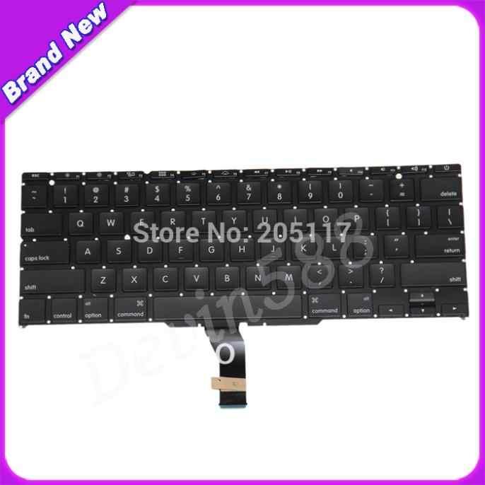 "Для MacBook Air A1370 11 ""Клавиатура ноутбука 2011 серии Клавиатура США"