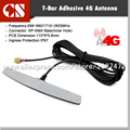 1pc T-Bar 2G/3G/4G LTE Adhesive Antenna MIMO External Antenna for Huawe , RP-SMA(M), 3M RG-174