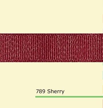 7/8 «дюйма (22 мм) серебряный блеск печатные Шерри ленты в крупный рубчик