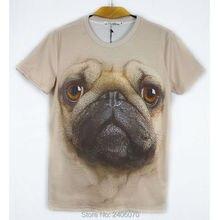 Adolescent 3D T-shirt Animal Qualité Tops Tee À Manches Courtes T-shirt Renard Loup Imprimé Hip Hop Camisetas Harajuku les adolescents plus taille