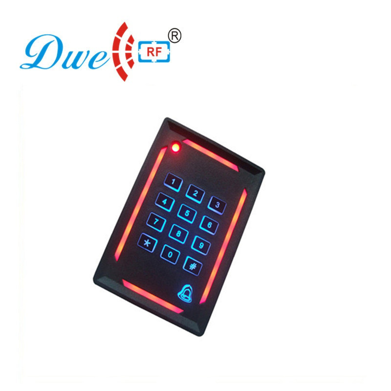 Hot selling RFID keypad access control card reader 125KHZ wiegand reader original access control card reader without keypad smart card reader 125khz rfid card reader door access reader manufacture