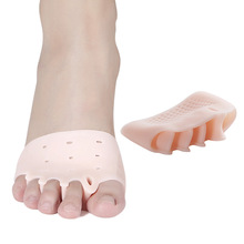 1 Pair Of Toe Toe Appliance Bandages Toe Valgus Corrector Foot Care Sup