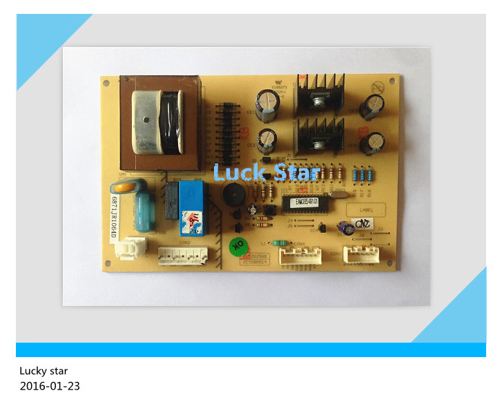 95% new for LG refrigerator computer board circuit board 6871JR1064D ZCY080514 71920296B driver board good working good working used board for refrigerator computer board power module da41 00482j board