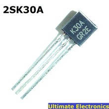 20pcs 2SK30A -GR K30A  MOS Field Effect Transistor TO-92