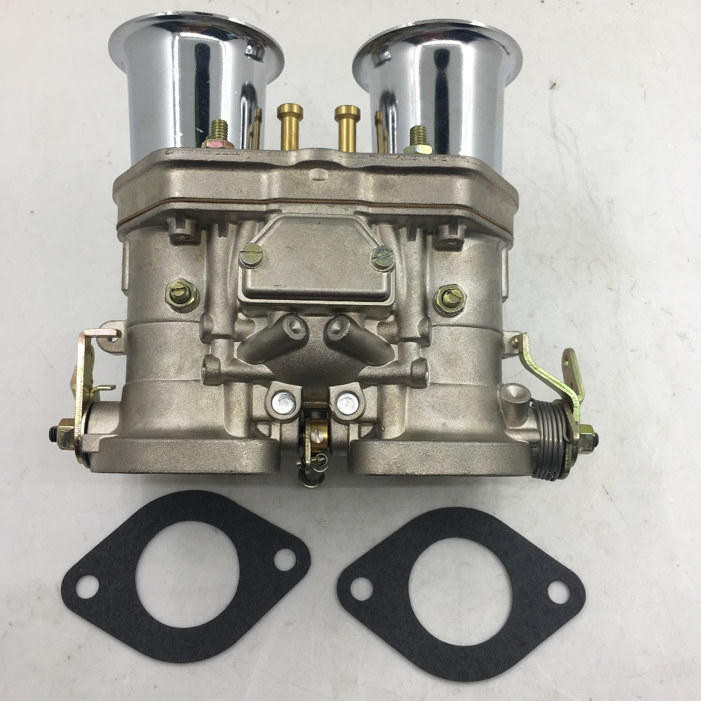 SherryBerg carburettor carb 40IDF Carburetor Chrome alcohol For VW Bug Beetle Fiat Porsche for weber fajs
