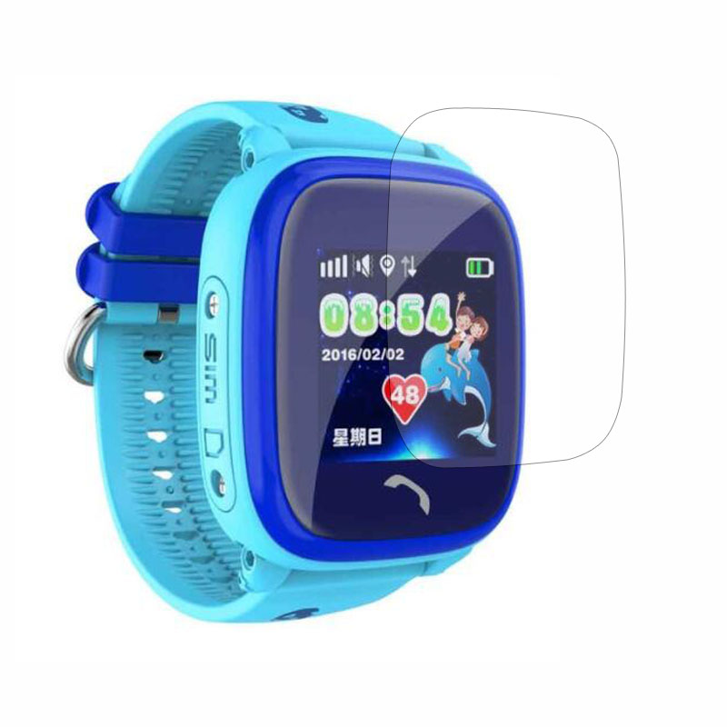 Clear Screen Protector Protective Film Guard For DF25 DF27 DF31 Smart Watch GPS Tracker Location Baby Kids Child Sos Smartwatch