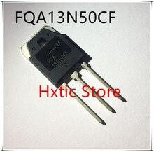 10PCS FQA13N50CF FQA13N50C FQA13N50 13N50CF 13A 500V TO3P