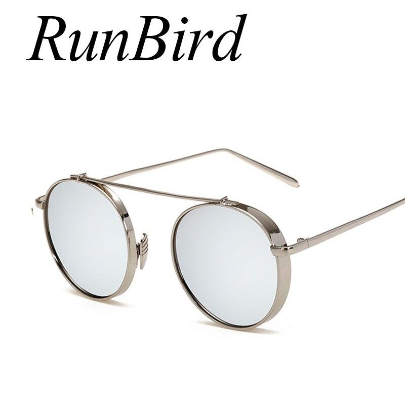 Runbird Steampunk gafas de sol hombres gafas de sol de conducción ...