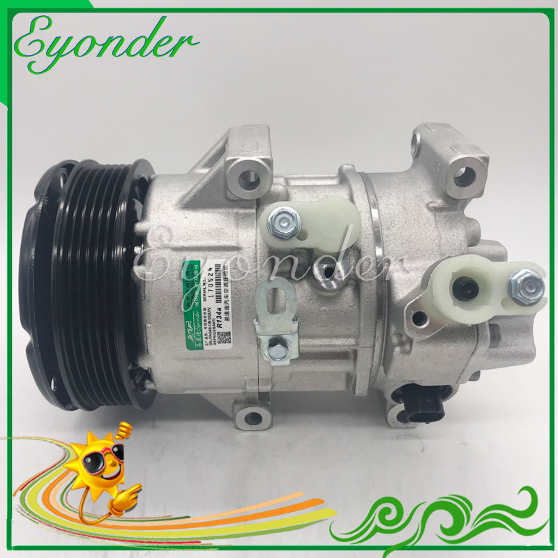 AC A C Compressor Cooling Pump PV6 for Toyota AVENSIS T25 1 6 1 8 88310