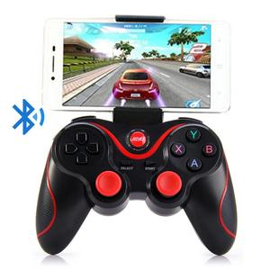 Image 3 - T3 Bluetooth Wireless Gamepad S600 STB S3VR Game Controller Joystick For Android IOS Mobile Phones PC USB Cable User Manual