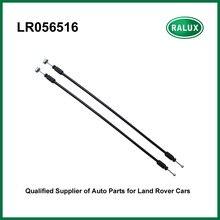 2 PCS front auto engine hood control cable for car Range Rover Sport 2014 BONNET RELEASE