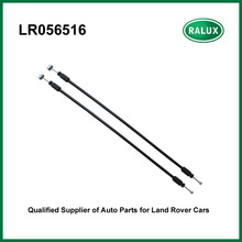 2 PCS front auto engine hood control cable for car Range Rover Sport 2014- BONNET RELEASE CABLE with low retail price LR056516