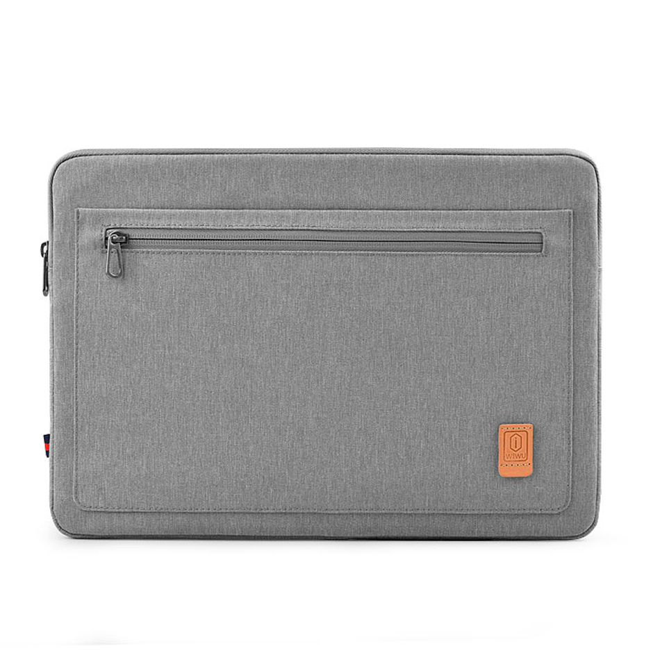 Image 2 - WIWU Waterproof Laptop Sleeve for MacBook Pro 13 2019 A2159 Laptop Bag Case for MacBook Pro 15 Inch Fashion Notebook Bag 14 inch-in Laptop Bags & Cases from Computer & Office
