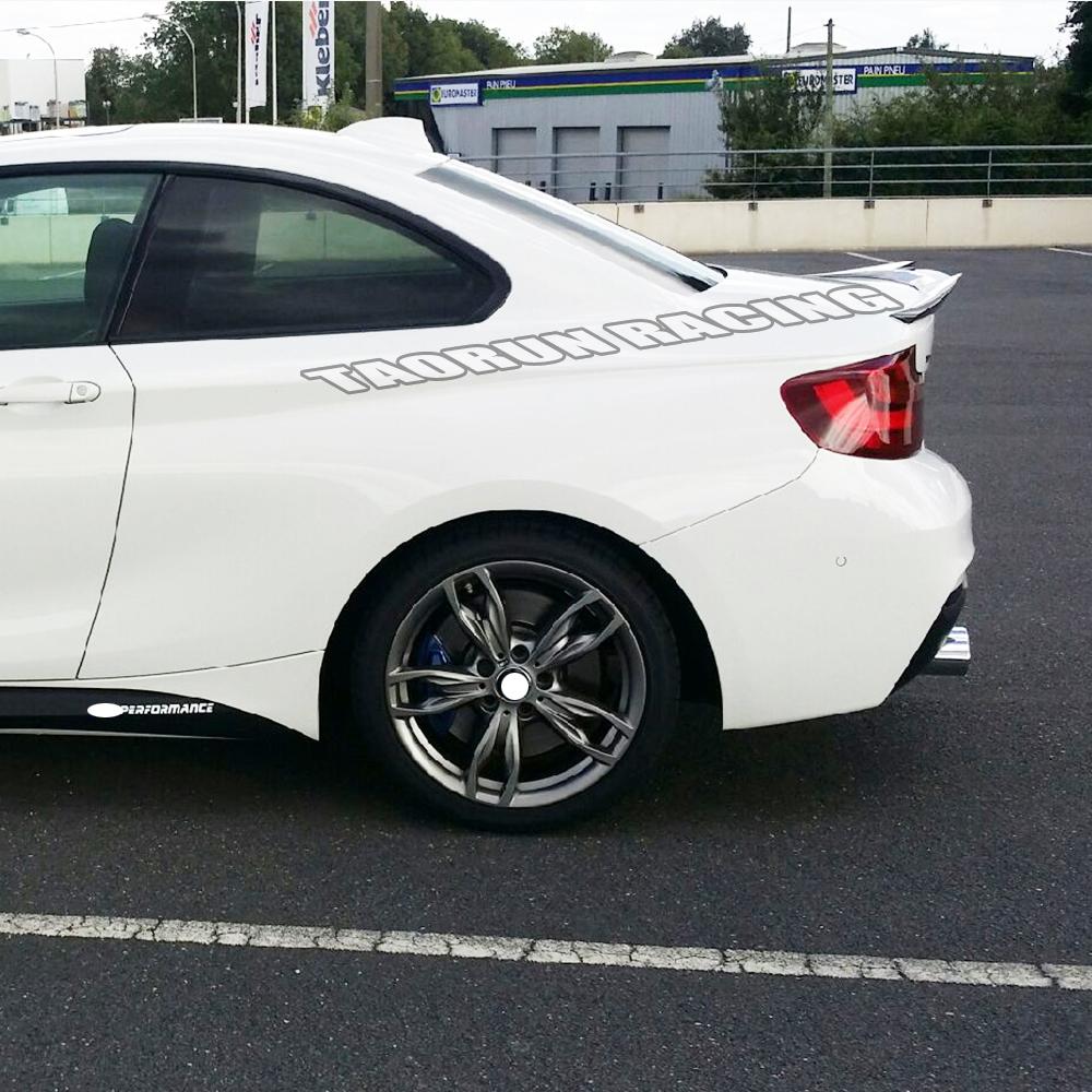 HTB1rpGwafjsK1Rjy1Xaq6zispXay - 220i V Style Carbon Fiber Rear Trunk Boot Wing Spoiler for BMW F22 220 228 M235 & F87 M2 2014 - 2018