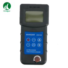 New UM6500 0.05-8inch Portable Digital Ultrasonic Thickness Gauge Meter 1.0-245mm