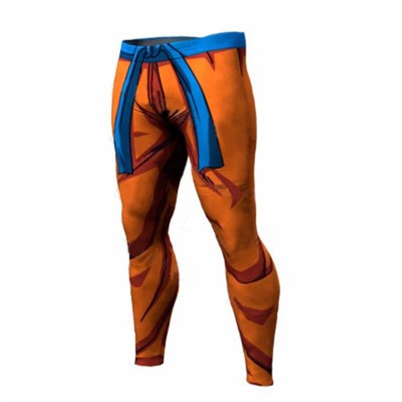 dragon ball compression leggings