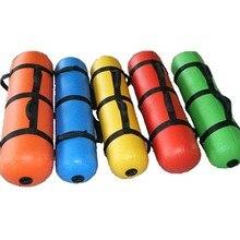 Ёмкость 23 кг Aqua сумка Вес тренажерный зал воды мешок фитнес-гантель оборудование для мускулатуры