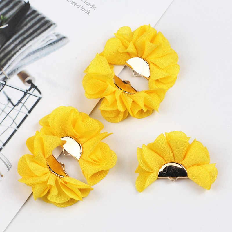 10 Uds. Pendientes colgantes de poliéster de seda con borlas para joyería DIY