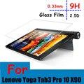 Alta qualidade para lenovo yoga tab 3 pro 10 x90l X90F X90 10.1 ''Tablet Utra fino-Premium Temperado Tela De Vidro de Proteção filme