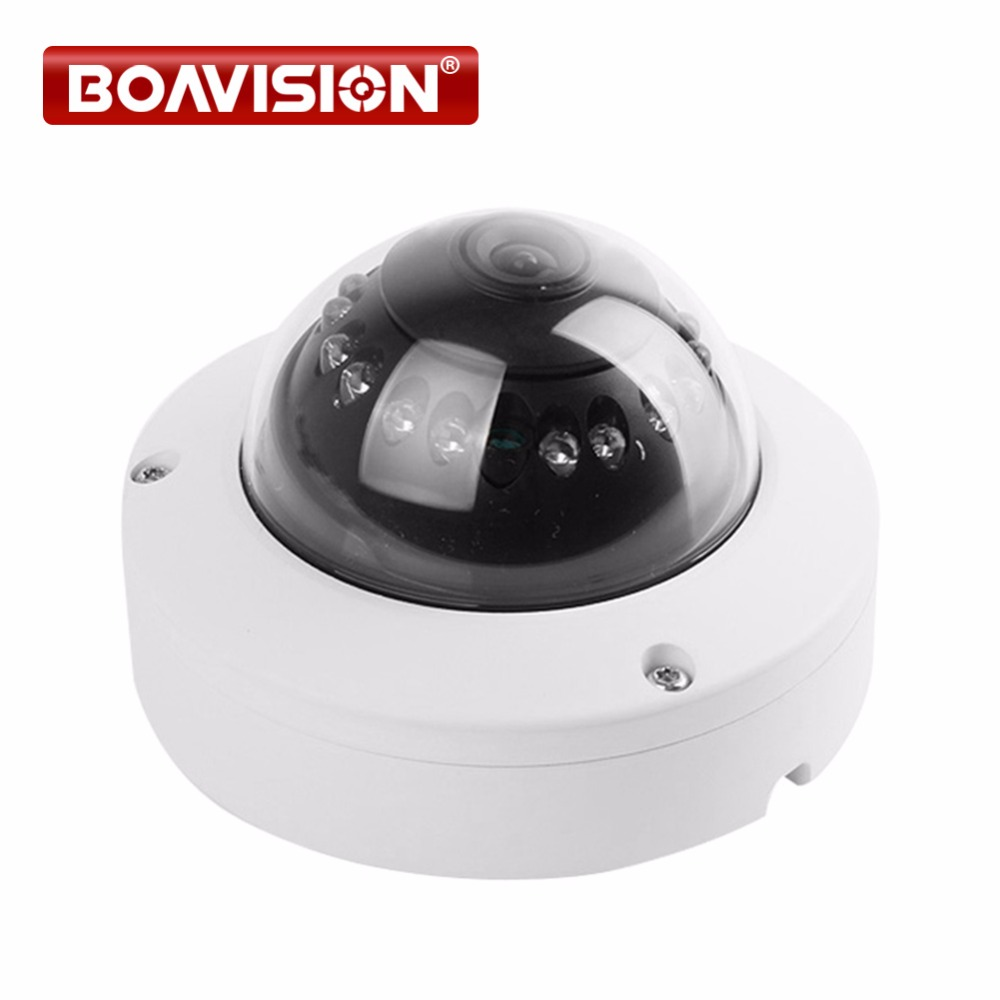 HD 1080P Mini Dome IP Camera 2MP Security Network Camera IR Night Vision IR-Cut APP View Outdoor Surveillance IP Camera Onvif 4 in 1 ir high speed dome camera ahd tvi cvi cvbs 1080p output ir night vision 150m ptz dome camera with wiper