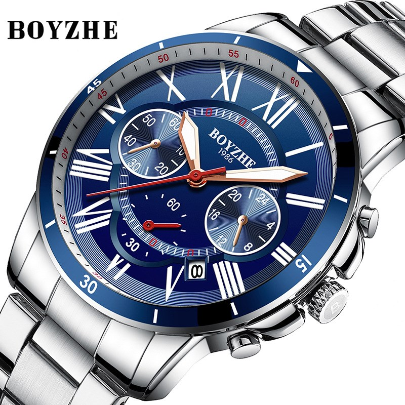 New Brand High Quality Quartz Men Wristwatches Sport Watch Gentleman Stainless Steel Watches Waterproof Relogio Masculino вытяжка gorenje whc923e16x