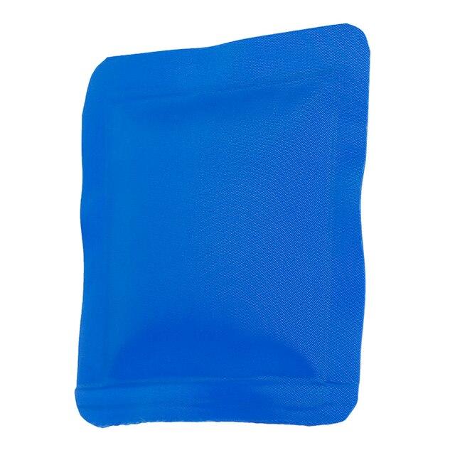 Paquets froids chauds réutilisables sac de glace de gel de chaleur pratique sac frais paquet chaud