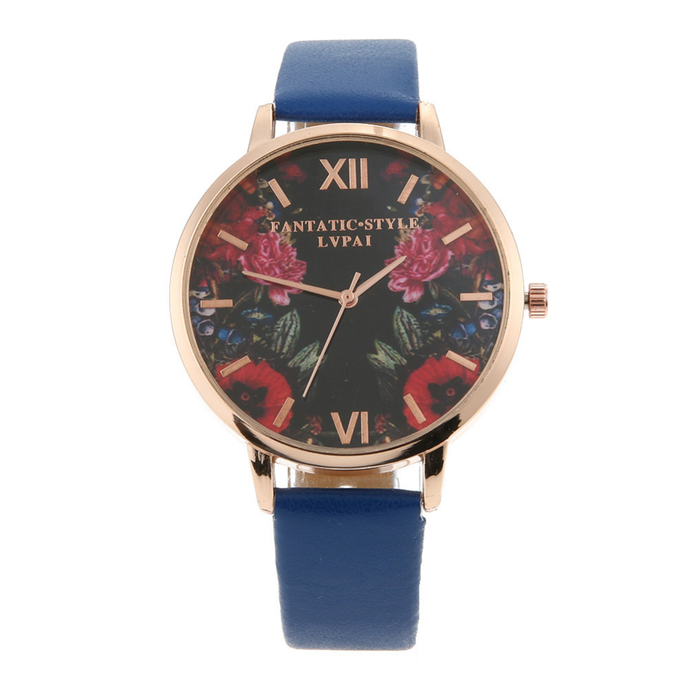 Luxury Brand Women font b Watches b font Rose Gold font b Watch b font Fashion