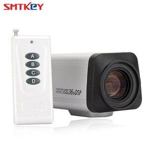 Image 1 - Uzaktan kumanda Analog 1200TVL CMOS Otomatik Odaklama 36X Kutusu Zoom güvenlik kamerası