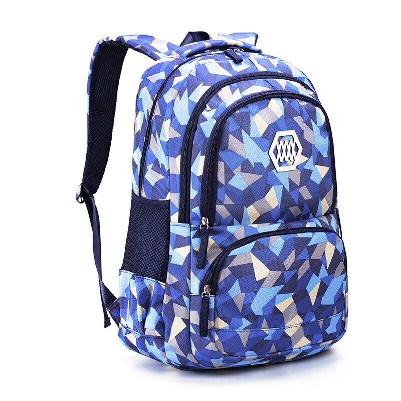New Women Backpack Kids Bag Children School Bags For Girls Boys Orthopedic School Backpacks Printing Back Pack Schoolbag Mochila
