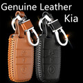 Genuine Leather Car Key Wallets Men Key Holder Housekeeper Keys Keychain Covers for Kia k2 k5 k3s k4  sorento Forte kx3 k3