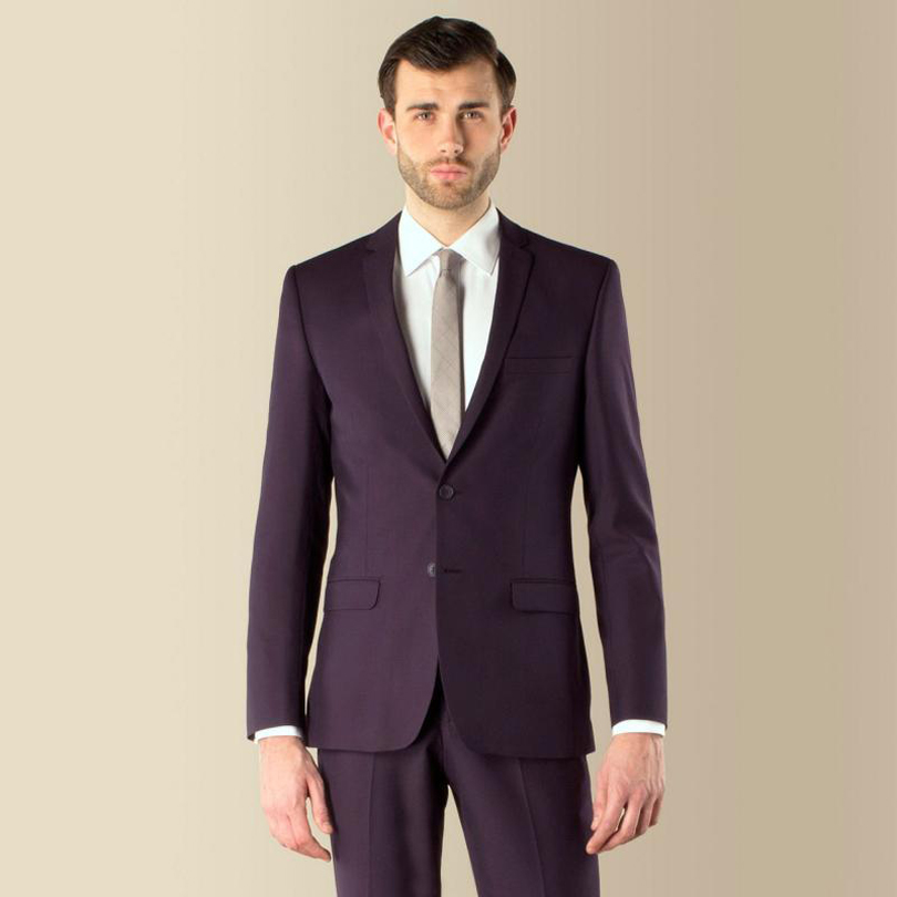 Online Get Cheap Slim Fit Purple Suit -Aliexpress.com | Alibaba Group