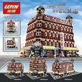 2016 Venta Caliente 2133 Unids Creadores Cafe Esquina Minifigureen Kits de Edificio Modelo Bloques Niños Juguetes de Regalo Compatible En Stock