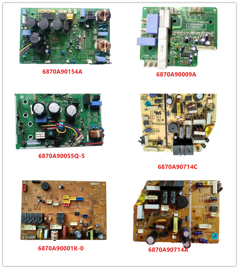6870A90154A/ 6870A90009A/ 6870A90055Q-5/ 6870A90714C/ 6870A90001K-0/ 6870A90714A Used Work