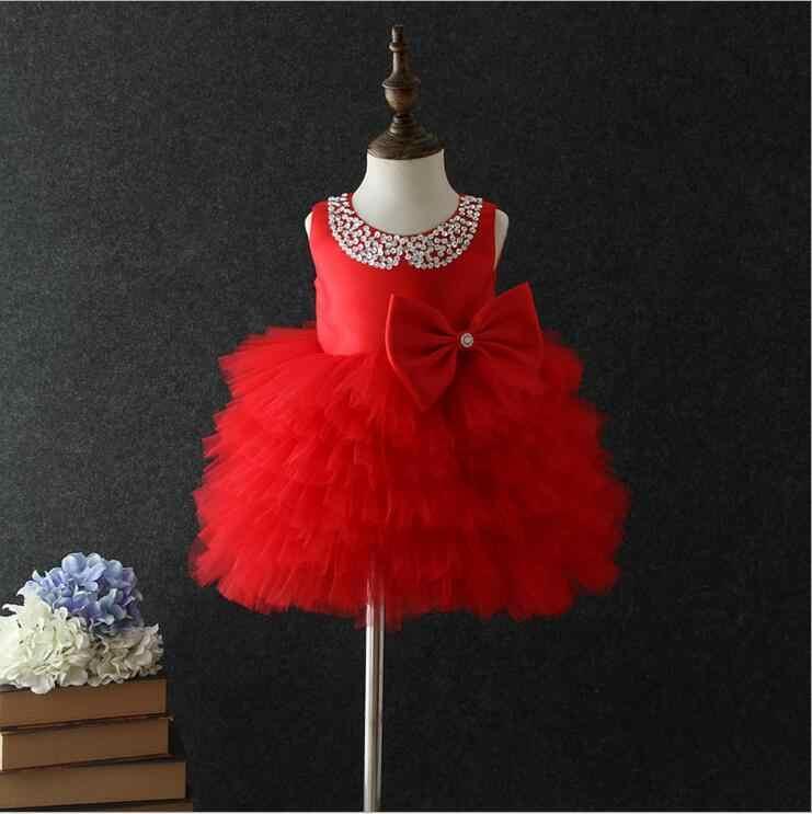 f2b86df9f64a Блёстки воротником детская одежда для девочек нарядное платье; детская  нарядная одежда; Свадебная бальный наряд
