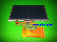 Original new 4.3″inch LMS430HF19 LCD screen + touch panel for TomTom XL IQ RATES GPS LCD display Screen Free shipping