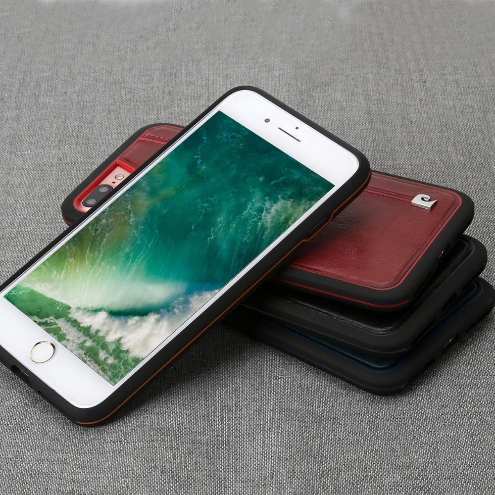 Apple iPhone 7 üçün 7 Plus telefon kassası üçün Pierre Cardin - Cib telefonu aksesuarları və hissələri - Fotoqrafiya 3